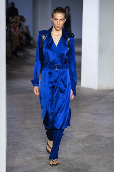 Dion Lee Trench Dress, $1,050 (Sale Price)